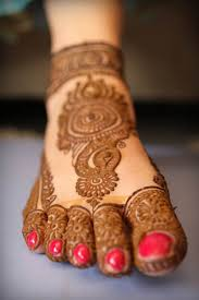 simple foot henna mehendi pinterest