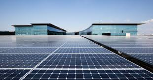 toyota corporate headquarters sunpower completes 8 79 mw project for new toyota headquarters in