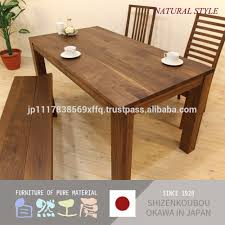 high quality and fashionable short leg dining table with various