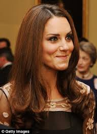 highlights to hide white hair the duchess of cambridge displays her greys has kate been too