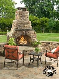 Outdoor Fire Pit Chimney Hood by Custom Stone Fire Pits Tags Marvelous How To Build A Natural