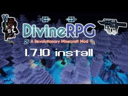 download game rpg mod jar divinerpg mod 1 7 10 minecraft how to download and install