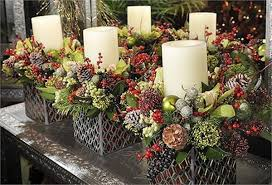 Centerpieces Christmas - merry and bright christmas wedding centerpieces stylish eve
