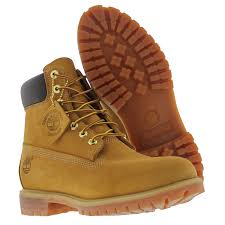timberland icon 6 inch premium leather mens wide fitting boots ebay