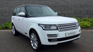 discovery land rover 2016 white used land rover range rover vogue se tdv6 white ao16eyg