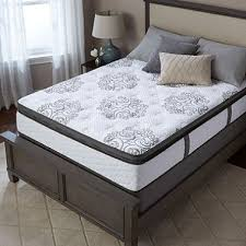 Serta Bed Frame Serta Perfect Sleeper Hillgate Ii Cushion Firm Super Pillow Top