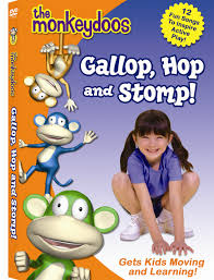 kids fight obesity with new â u0027monkeydoosâ u0027 dvd series