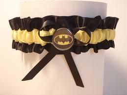 batman wedding dress batman bridal garter handmade in canada get it at weddingfavours