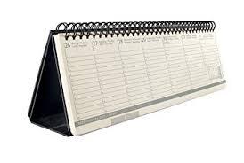 calendrier de bureau photo sigel c1880 calendrier de bureau 2018 conceptum couverture rigide