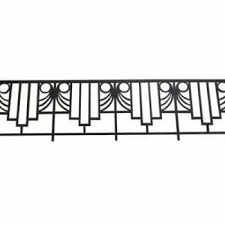 art deco balcony wrought iron art deco balcony