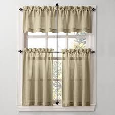 Shower Curtain To Window Curtain How To Measure Windows For Window Treatments Kohl U0027s