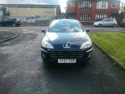 peugeot automatic diesel cars for sale peugeot 407 automatic 1 year mot in manchester city centre