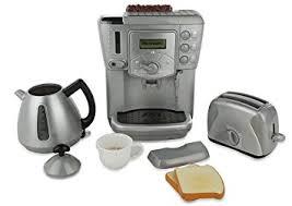 3 Piece Kitchen Appliance Set by Amazon Com Play Kitchen Appliances Pre Kindergarten Toy Kitchen