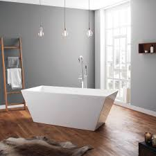freestanding baths bathroom supastore april airton thin rim freestanding bath white 1650 x 650 with waste