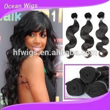 black hairstyles ocean waves middle part ocean wave weave hairstyles buy body wave weave
