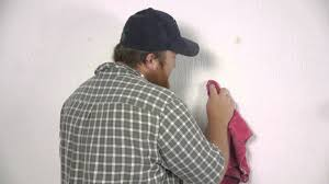 How To Remove Water Stains From Painted Walls How To Remove Wall Adhesive From Painted Walls Repairing Walls