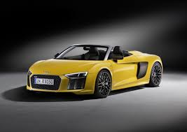 dynamic driving open to the sky u2013 the new audi r8 spyder v10