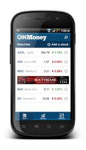 cnn app for android cnnmoney app now available in the android market android central