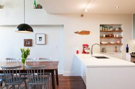 lofty duplex in greenpoint comes with double height ceilings and a