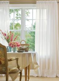 french country curtains tips for house design homestylediary com