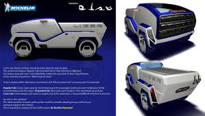 michelin light truck tires michelin announces winners of light truck global design competition