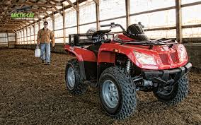2013 arctic cat 450 core an atv for the farm and fun autoevolution