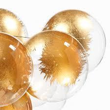 Glass Bubble Chandelier Opalescent Glass Bubble Chandelier