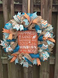 Wreath Diy Best 25 Beach Wreaths Ideas Only On Pinterest Nautical Wreath