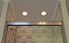 Bathroom Shower Lighting Small Bathroom Remodeling Fairfax Burke Manassas Remodel Pictures