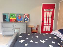superman telephone booth door for james superhero room myyy home