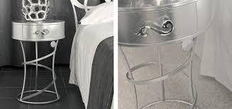 comodini foglia argento comodino foglia argento maggioni modello vanity in vendita
