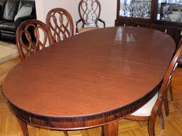 table pad protectors for dining room tables custom pads intended