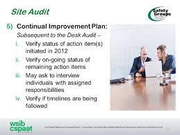 Desk Audit Samuel Steel Safety Group Ppt Download