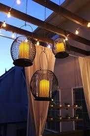 Pergola Lanterns outdoor lighting withheart