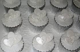 60th anniversary decorations 60th wedding anniverary cake dusted with pearl dust these
