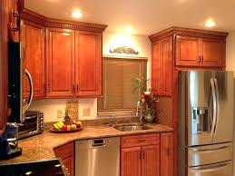 what to put in kitchen cabinets refrigerator kitchen cabinets and what to put in cabinet above