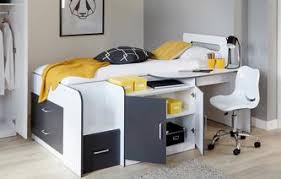 Midi Bed With Desk Beds For Your Child U0027s Bedroom Dfs