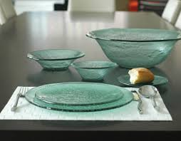 dining room plate sets dinnerware recycled glass dinnerware sets recycled glass dinner