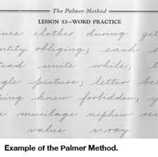 handwriting is history pacific standard