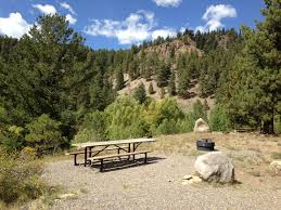 highway springs campground outthere colorado