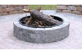 Firepit Ring Steel Pit Insert Luxury Pit Steel Ring Pit Ring