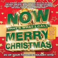 christmas cd now that s what i call merry christmas 2017 cd walmart