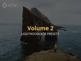 aov wallpaper aov volume 2 lightroom presets art of visuals