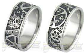 gear wedding ring gears wedding ring