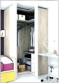 meuble d angle pour chambre commode d angle pour chambre meuble angle dressing daccoration