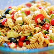 cold pasta dish cold pasta salad joe s healthy meals