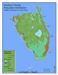 Map Southern Florida by Brando U0027s Gis Odyessy March 2015