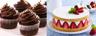 types of frosting used in baking sweet day gourmet