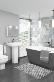 black and grey bathroom ideas 83 best grey bathrooms images on modern bathroom