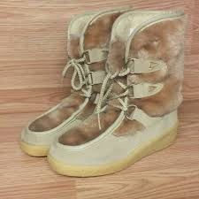womens winter boots size 9w ugg australia boots size 9w color brown 2nd